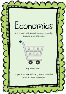 Economics: A Unit about Needs, Wants, Goods and Services Kindergarten Jobs, Kindergarten Social Studies, Social Studies Activities, Teaching Social Studies, Student Teaching, Teaching Ideas, Teaching Resources, First Grade Science, First Grade Activities