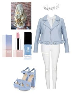 """Cinderella"" by molu-1 on Polyvore featuring Alexander Wang, Topshop, Gestuz, Bling Jewelry, JINsoon and Sephora Collection"