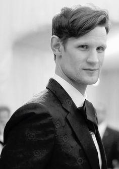 Matt Smith attending the Met Gala held at the Metropolitan Museum of Art in New York City (01.05.17)