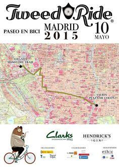 Tweed Ride Madrid 2015