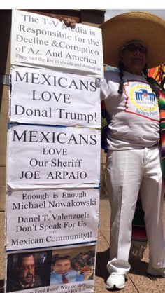 The law abiding Mexicans also know that Donald Trump is telling the truth!! They don't want to get shot for walking with their dad on a pier either!