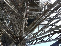 Structure - Tour Eiffel