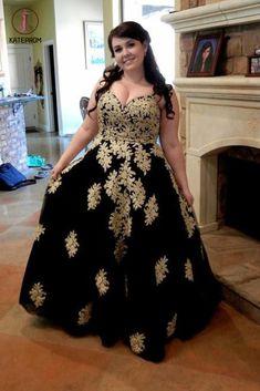 Floral Sequin Print Maxi Long Plus Size Mermaid Tulle Dresses