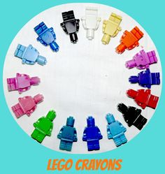 In addition to the LEGO Soap I made for my sons 4th Birthday party, I also made these super cute LEGO crayons.  I try not to include cheap plastic junk in the goody bags.  I know we don't need more of that in our house, and I'm sure it's the same with our party guests … … Continue reading →