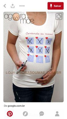 239506088 11 melhores imagens de camisetas ideias | Maternity style, Pregnancy ...