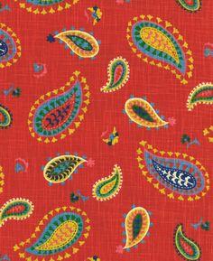 "Waverly Print Fabric 54"" - Desert Sky/Majestic"