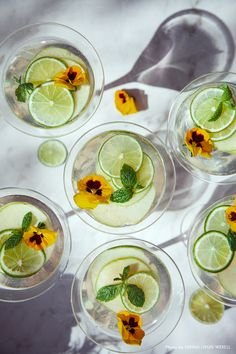 Cocktail // Elderflower Dream. Photo & Styling: Sanna Livijn Wexell. Recipe: Micke, Nytorget 6.