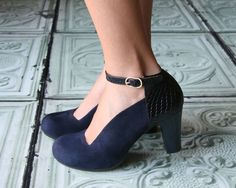 So cute! These are the kind of heels I'd love to wear. Chie Mihara :: Collection