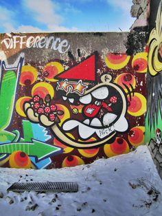 Urban Street Art, Utrecht, Netherlands, Graffiti, Oder, The Nederlands, The Netherlands, Holland, Graffiti Artwork