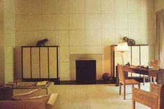 Giorgio Armani's Paris apartment, in le style Jean-Michel Frank.