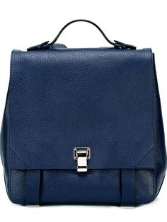 Shop Proenza Schouler 'Courier' backpack in Julian Fashion from the world's best independent boutiques at farfetch.com. Shop 400 boutiques at one address.