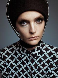 #GertrudHegelund by #HordurIngason for #TushMagazine S/S 2015