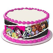 monster high cake - Google Search