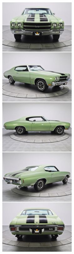 (3) 1970 Chevy Chevelle SS | Chevelle Yeah! | Pinterest