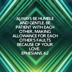 Ephesians 4, Scripture Pictures, Love, Amor
