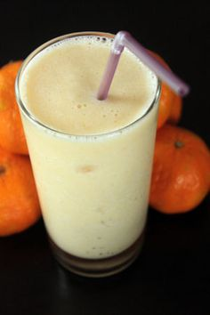 This is literally the best smoothie iI have ever had in my life! Tastes like an orange creamsicle! Clementine Smoothie
