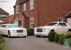 Rolls-Royce Phantom Style Limousine