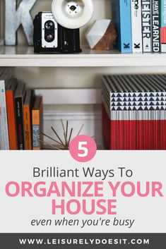 Finding time to organize when you're already busy with life is simpler than you might think it is. Use the free printable and these simple ideas to declutter your home even when you have no time. Getting Rid Of Clutter, Getting Organized, Bathroom Organization, Organization Hacks, Organising Ideas, Household Organization, Cleaning Schedule Printable, Declutter Your Life, Organizing Your Home