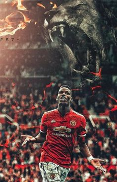 Paul Labile Pogba is a French professional footballer who plays for Premier Leag. Lionel Messi, Cr7 Messi, Neymar, France National Football Team, France National Team, Paul Pogba Manchester United, Manchester United Players, Pogba Wallpapers, Ronaldo