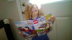 FREE Lego Magazine!!