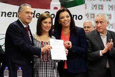 m.e-consulta.com | Registran Beltrones y Monroy candidatura para dirigir al PRI | Periódico Digital de Noticias de Puebla | México 2015