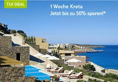 1 Woche Griechenland / Kreta im 4**** Miramare Resort und SPA für nur 399 € statt 875 €