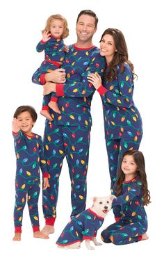 34c75eada4 16 Matching Family Pajamas For A Cute And Cozy Holiday Season