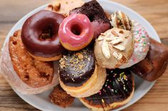 Fifteen bakeries packed into Chop Shop's 1st Ward this past weekend for Chicago's first-ever Donut Fest (seriously, what have we been waiting for?), and even though tickets sold out in just eight hours, we've got the requisite food porn and info on where to track down these doughy gems.