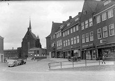 Koningstraat begin 50er jaren