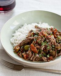 Slow Cooker Ropa Vieja...insanely good and so easy!