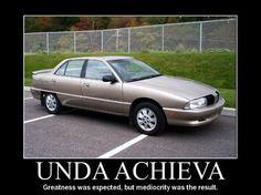Unda-achieva Oldmobile funny