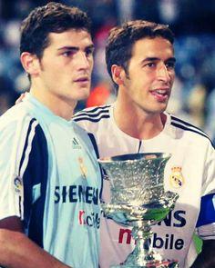San Iker & Raul Madrid