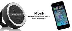 Braven Mira | World's Most Versatile Home Speaker - Portable, water-resistant, Bluetooth Speaker