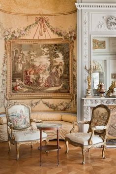 French Interior Design For The Homes