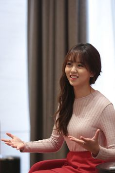 Sorry Taecyeon Kim So-hyun won't protect you from ghosts - TODAYonline Asian Actors, Korean Actresses, Korean Actors, Actors & Actresses, Beautiful Girl Image, Beautiful Asian Women, Korean Beauty, Asian Beauty, Kim So Hyun Fashion