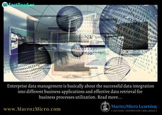 Enterprise data management is basically about the successful data integration into different business applications and effective data retrieval for business processes utilization. Read more...  #informationmanagement #datamanagement #governance #dataaudit #datacontrol #EIM #datasecurity #datagovernance #enterpriseinformationmanagement #EnterpriseDataManagement Elementary Os, Web Development Company, Software Development, Design Development, Samsung, Hardware E Software, What Is Information, Gnu Linux, Software House