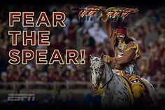 Fear the spear!