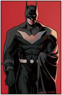 Lord Batman by doppdoppdopp
