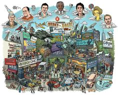 2013 in one single image - High res: http://www.tuxboard.com/photo.php?large=2013/12/2013-une-image.jpg