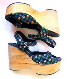 Carber Platforms! I had every color/style!