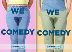 Sirius XM's New Piss-Vertising #Wtf