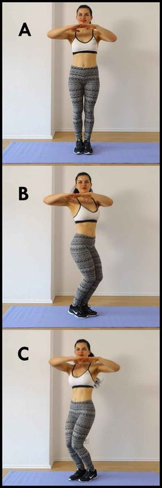 Standing Ab Exercises