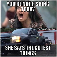 Funny Hunting And Fishing Pictures And Memes