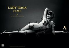 Lady Gaga Fame perfume ad - what are your thoughts?