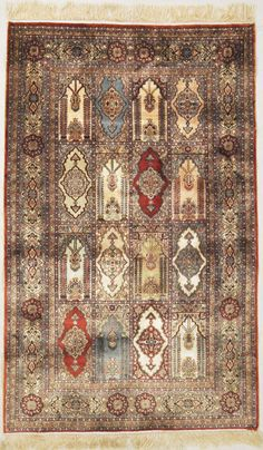 Silk Tabriz Rugs and Persian Carpet, Persian Rug, Tabriz Rug, Carpet Sale, Rug Sale, Weaving Patterns, Brass Color, Santa Barbara, Bohemian Rug
