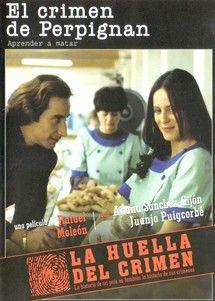 """Aitana Sánchez Gijón. """"La huella del crimen 2"""" 1990.."""