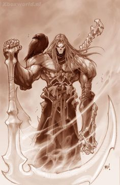 Joe Madureira - Darksiders