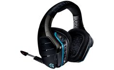 The Logitech G933 Artemis Spectrum is a great-sounding, comfortable wireless gaming headset that supports a startling number of platforms.