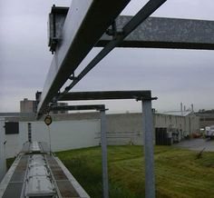 Railcar Fall Protection | Railcar Fall Protection Systems