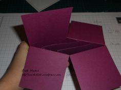 Anleitung für die Schachtelkarte (CARD IN A BOX)